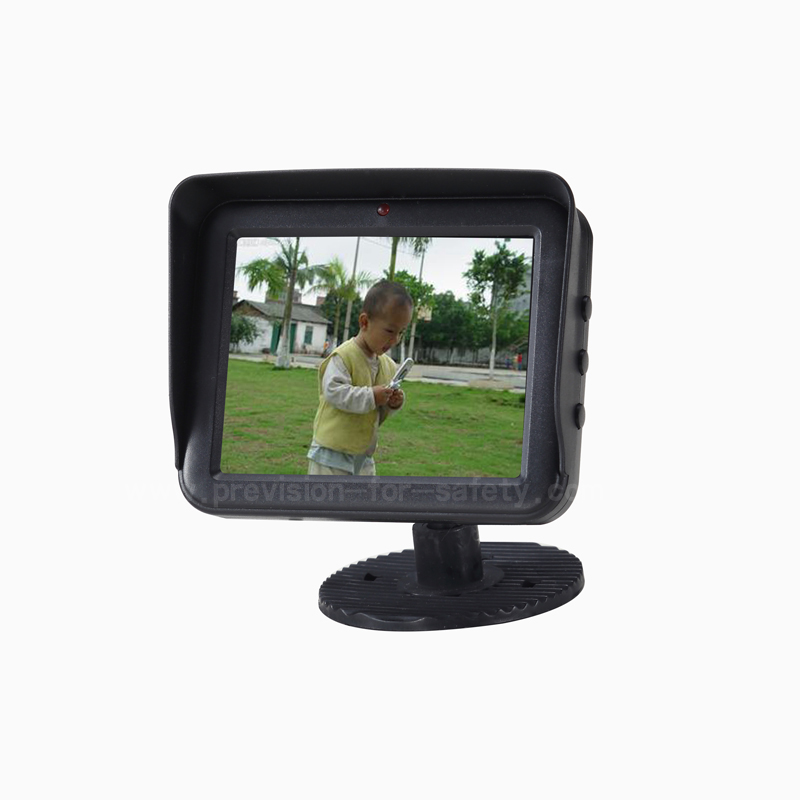 3.5 Inch Car RV Backup Monitor PVS-358