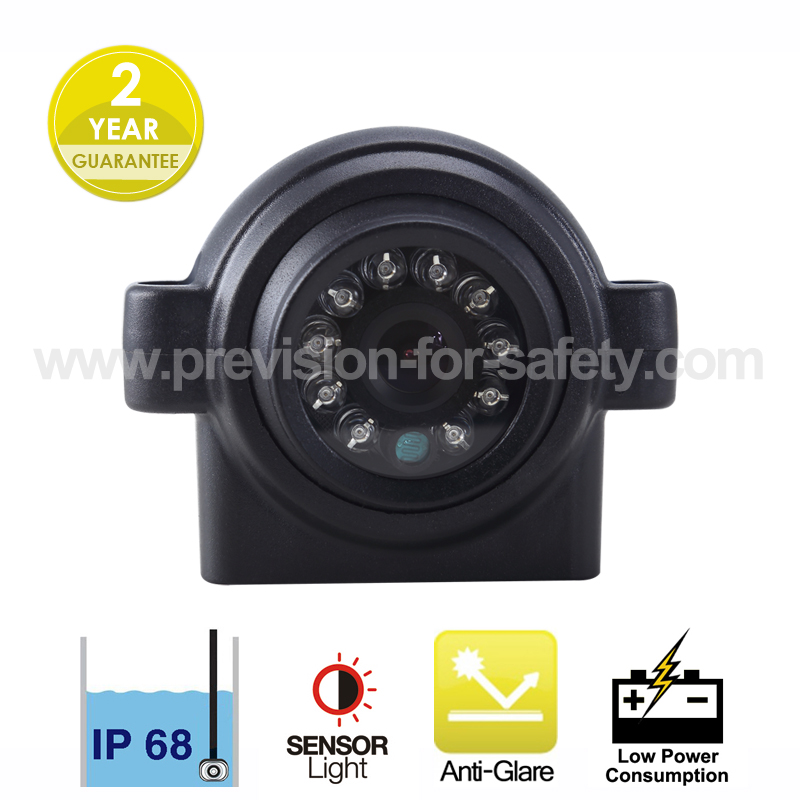 Vehicle Front View/RV Camera PVC-870