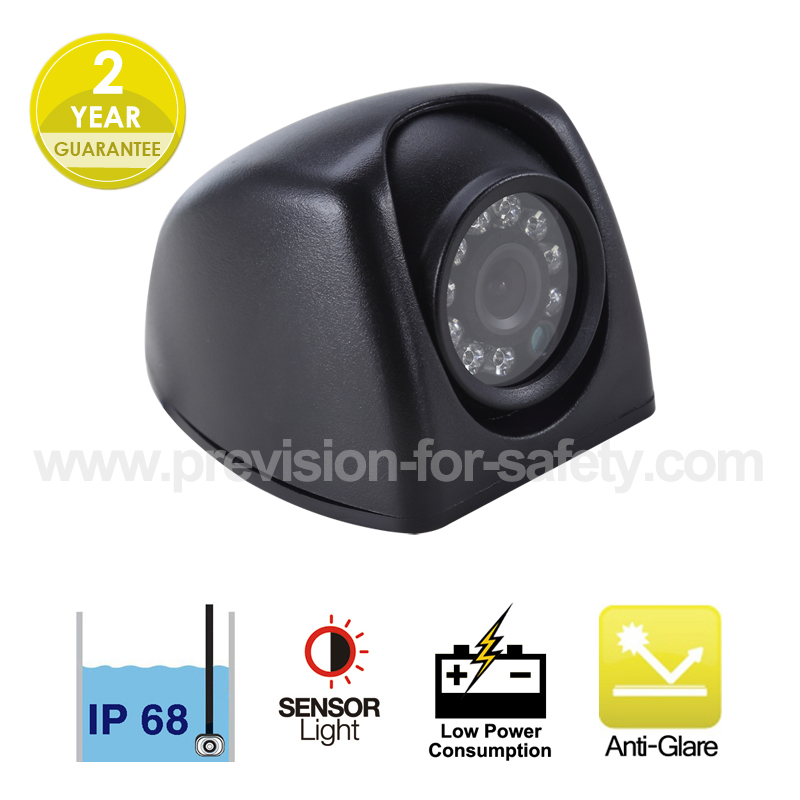 Vehicle Side Mount RV Camera PVC-660