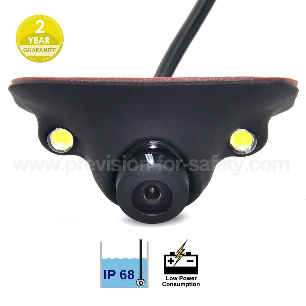Lip Mount Camera with flexible mount PVC-396