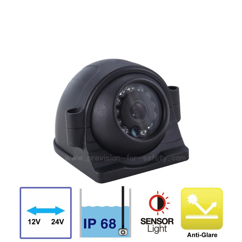 Vehicle Side Mount RV Camera PVC-860